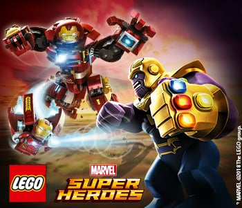 20% Off Selected LEGO!