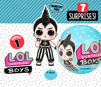 New L.O.L.Surprise! - Now In Stock!