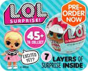 LOL Surprise Pre-Order