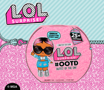 L.O.L. Surprise! Outfit Of The Day - In Stock Now!