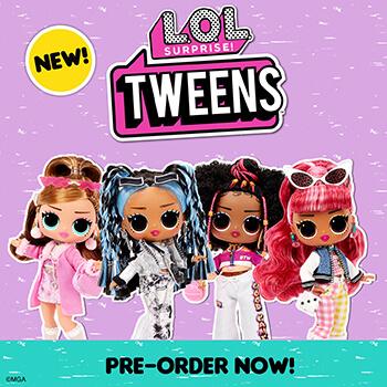 NEW L.O.L. Surprise! Tweens
