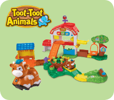 VTech Toot Toot Animal Toys