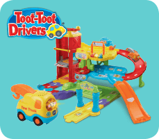 VTech Toot Toot Drivers Toys