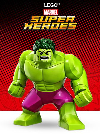 Lego Marvel Super Heroes Toys