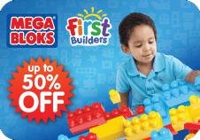 Mega Bloks First builders Sale