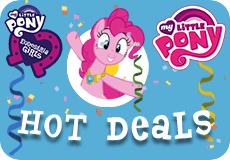 My Little Pony Reduced Sale Toys