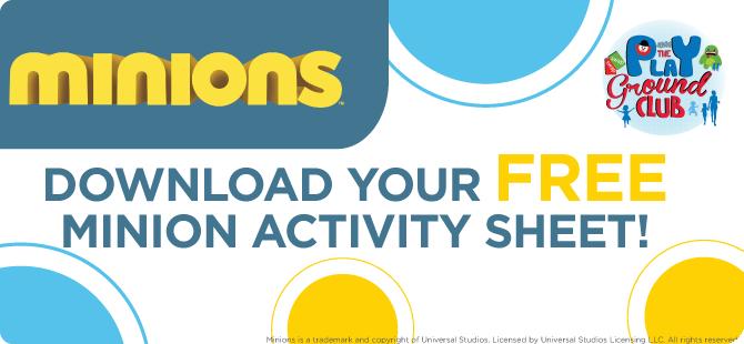 Minion Activity Download
