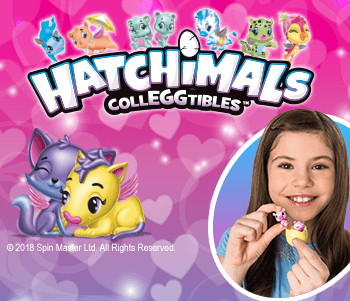Up to 60% off Hatchimals Colleggtibles!