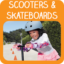 Scooter and Skateboard Toys