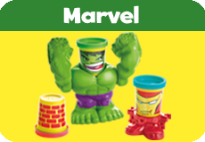 Play-Doh Marvel Toys