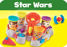 Play-Doh Star Wars Toys