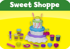 Play-Doh Sweet Shoppe Toys