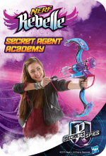 In Store Events Nerf Rebelle