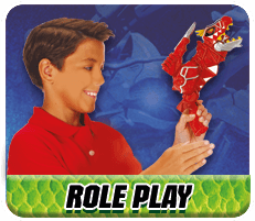 Power Ranger Role Play Toys