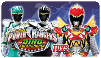Power Ranger Dino Super Charge Toys