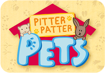 Addo Pitter Patter Pets Toys