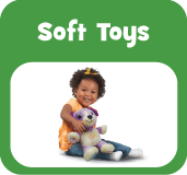 Baby and pre-school soft toys