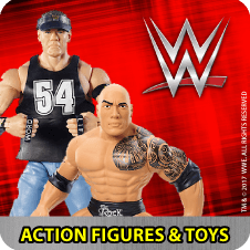 WWE action figure Toys