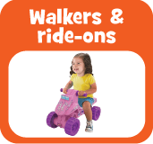 Baby and pre-school walkers toys