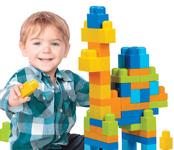 Baby and Preschool Construction and Bricks