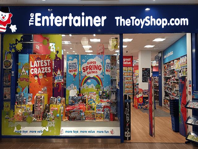 Toy shop near me