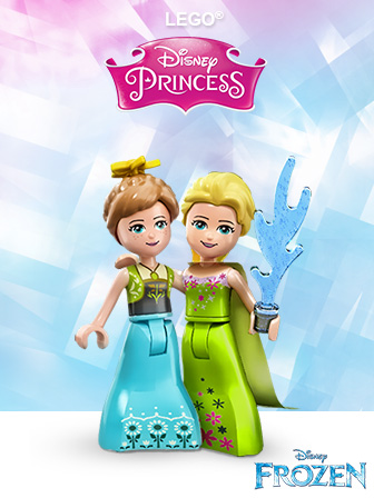 Lego Disney Princess Toys