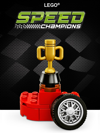 Lego Speed Champions Toys
