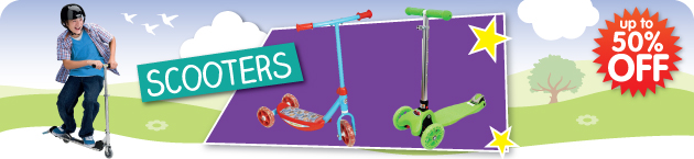 Scooter Sale toys