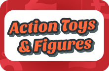 Action toys sale