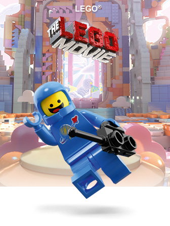 Lego The Lego Movie Toys