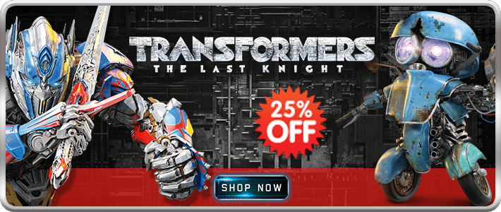 Transformers The Last Knight Toys
