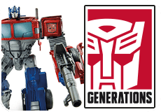 Transformers Generations Toys