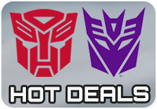 Transformers Toys deals and savings
