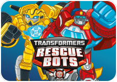 Transformers Rescue Bots Toys
