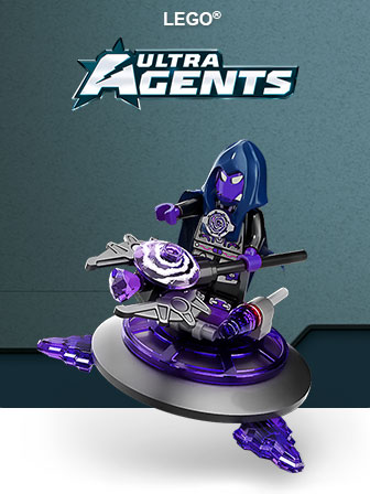 Lego Ultra Agents Toys