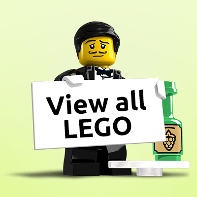 View all LEGO toys