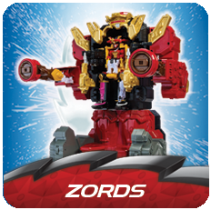 Power Ranger Zord Builder Toys