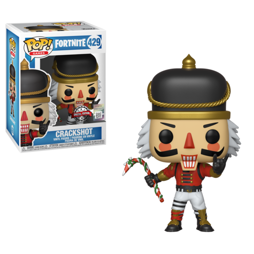 Funko Pop! Games: Fortnite - Crackshot