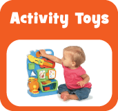 Baby and pre-school activity toys