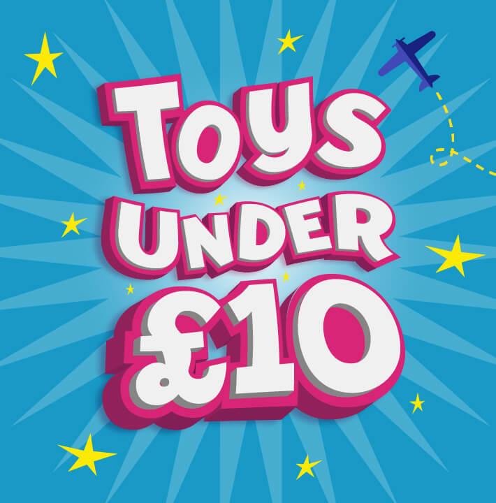 Toys Under 10 Pounds