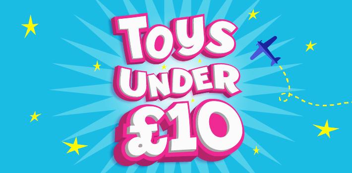 Toys Under £10